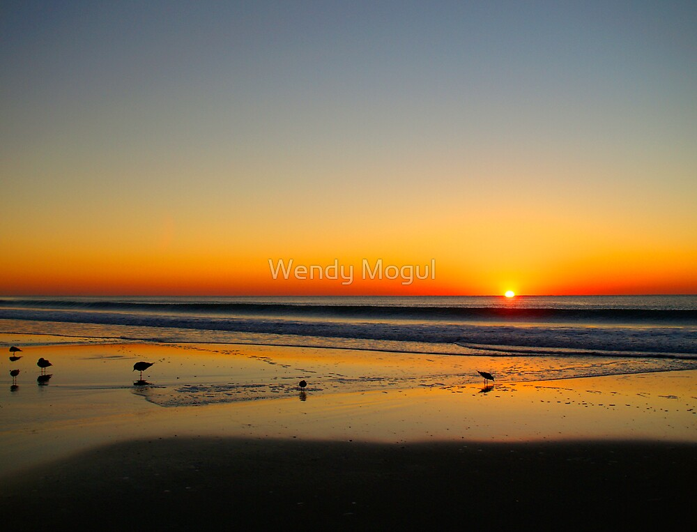 Sunrise by Wendy Mogul
