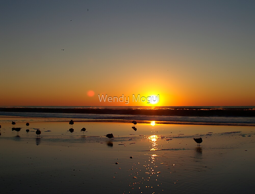 Sunrise 2 by Wendy Mogul
