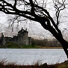 Kilchurn Castle by mikebov