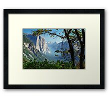 Yosemite Day Framed Print