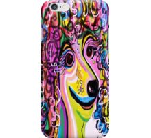 Picture Perfect Poodle iPhone Case/Skin