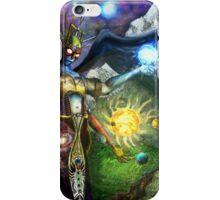 The Galactic Aura iPhone Case/Skin