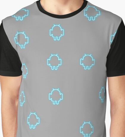 Futuristic-droid Graphic T-Shirt