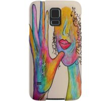 MOTHER - American Sign Language ASL Samsung Galaxy Case/Skin