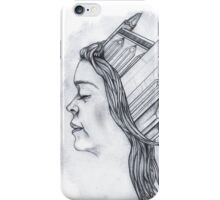 Project Your Thoughts iPhone Case/Skin