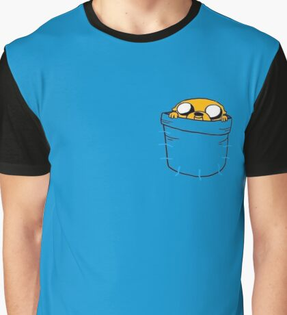 "Fin from ""Adventure time"" Graphic T-Shirt"