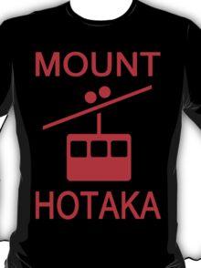 MOUNT HOTAKA T-Shirt