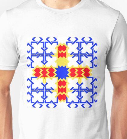 Cross of Colors Unisex T-Shirt