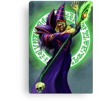 Dark Magician Zombie Canvas Print