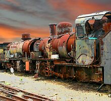 RUST IN PEACE by Mugsy