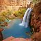 Havasupai Falls by Mark Ramstead