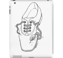 Snake and Shoe iPad Case/Skin
