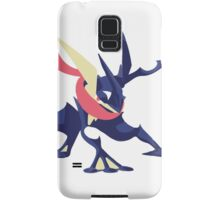 Minimalist Greninja from Super Smash Bros. 4  Samsung Galaxy Case/Skin