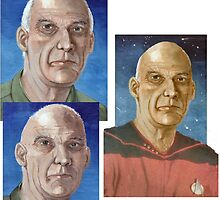 Captain Woodie Picard  by Woodie