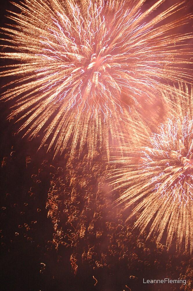 Sydney Fireworks by LeanneFleming