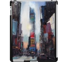 The Times They Are-a-Changing iPad Case/Skin