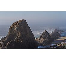 Rocky Stacks on the Pacific Coast Photographic Print