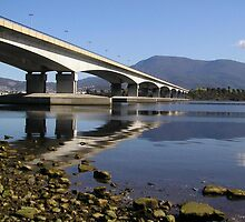Bridge at Hobart by terryk