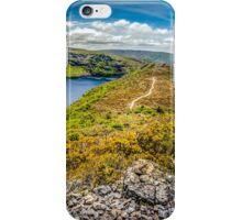 Crater Lake Trail iPhone Case/Skin