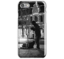 The Christmas Trumpet iPhone Case/Skin