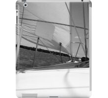 Over the Bow iPad Case/Skin