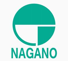 NAGANO Men's Baseball ¾ T-Shirt