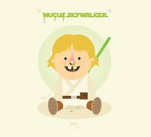 Mucus Skywalker by Gary Ralphs