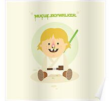 Mucus Skywalker Poster