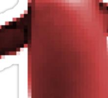 Pixel Penguin Sticker