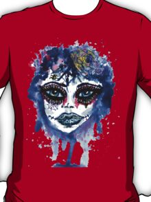 Watercolor Portrait 3 T-Shirt
