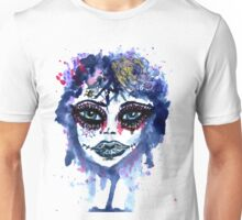 Watercolor Portrait 3 Unisex T-Shirt