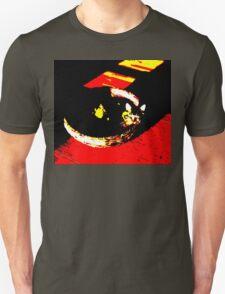 Fiery Contentment2 Unisex T-Shirt