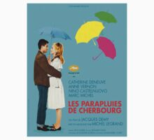 The Umbrellas of Cherbourg Starring Catherine Deneuve by TroubleSoulTees