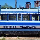 Bendigo tram #2 by shaynetwright