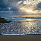Currumbin Wave by Brent Randall
