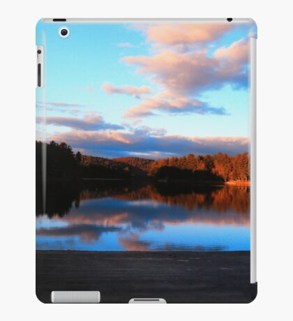 Boat Launch Site iPad Case/Skin