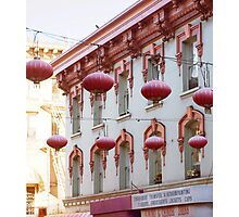 San Francisco Chinatown Building – 2012 Photographic Print