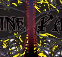 Spine Palm Sticker