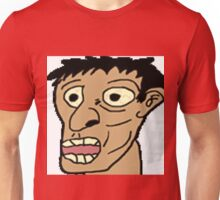 ZSA Head Series Blood Red Unisex T-Shirt