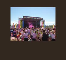 Stage at the Robina Color Run 2014 Unisex T-Shirt