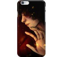 Fire Prince iPhone Case/Skin