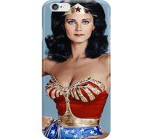 The Original Wonder Woman! iPhone Case/Skin