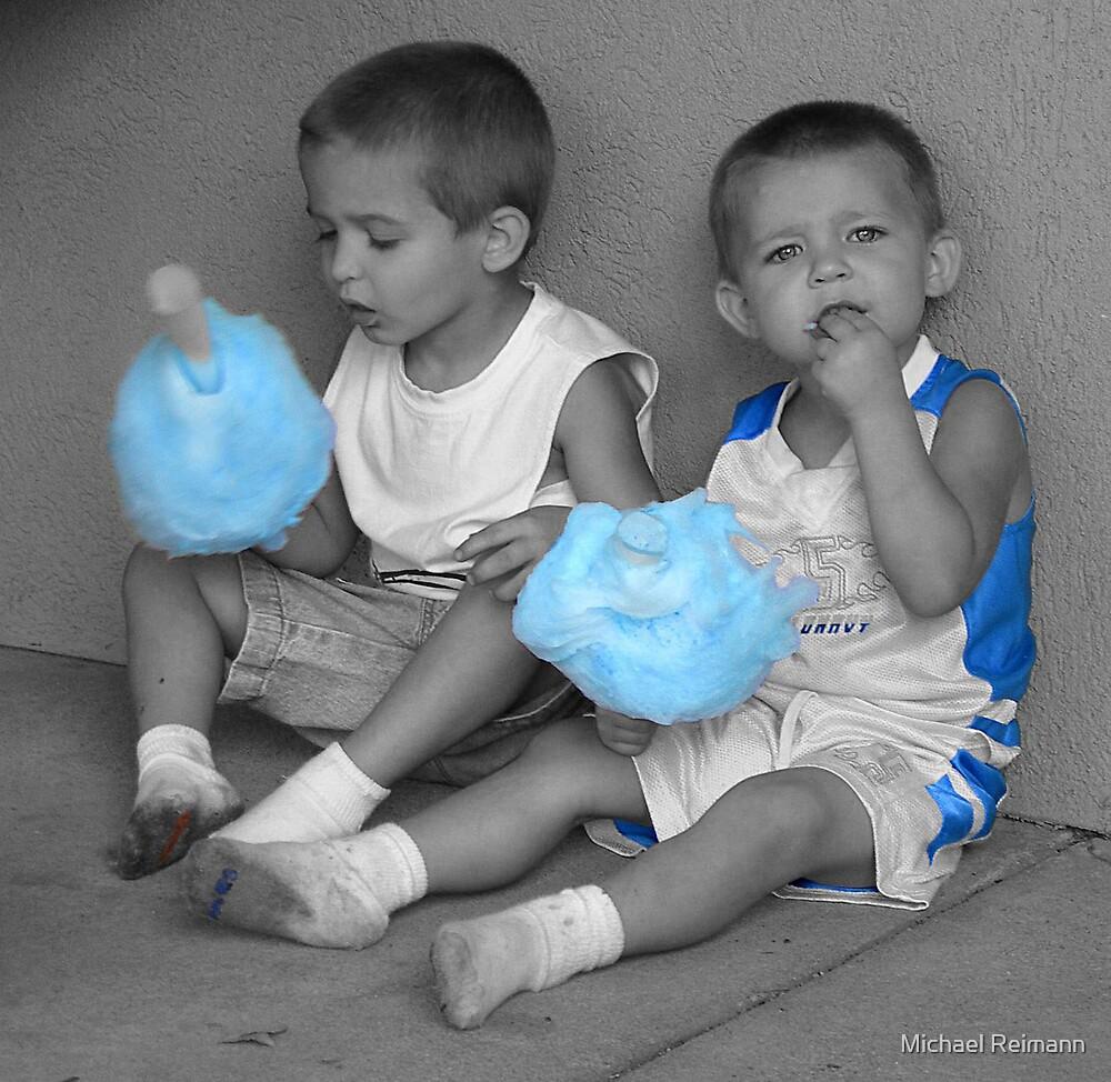 Little Boys Blue by Michael Reimann