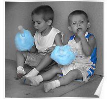 Little Boys Blue Poster