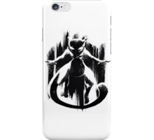 The Psychic - Mewtwo  iPhone Case/Skin