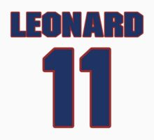 Basketball player Meyers Leonard jersey 11 by imsport