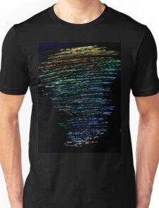 Colorful Strokes 4 Unisex T-Shirt