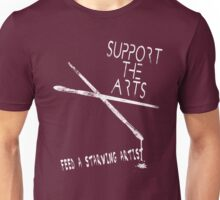 Support the Arts Unisex T-Shirt
