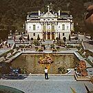 Schloss Linderhof, Upper Bavaria by Priscilla Turner
