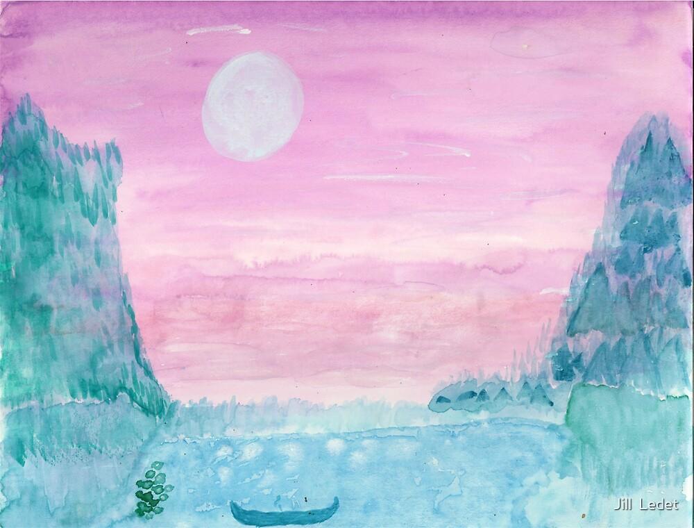 Full Moon by Jill  Ledet